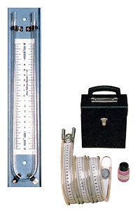 U-Rohr-Manometer